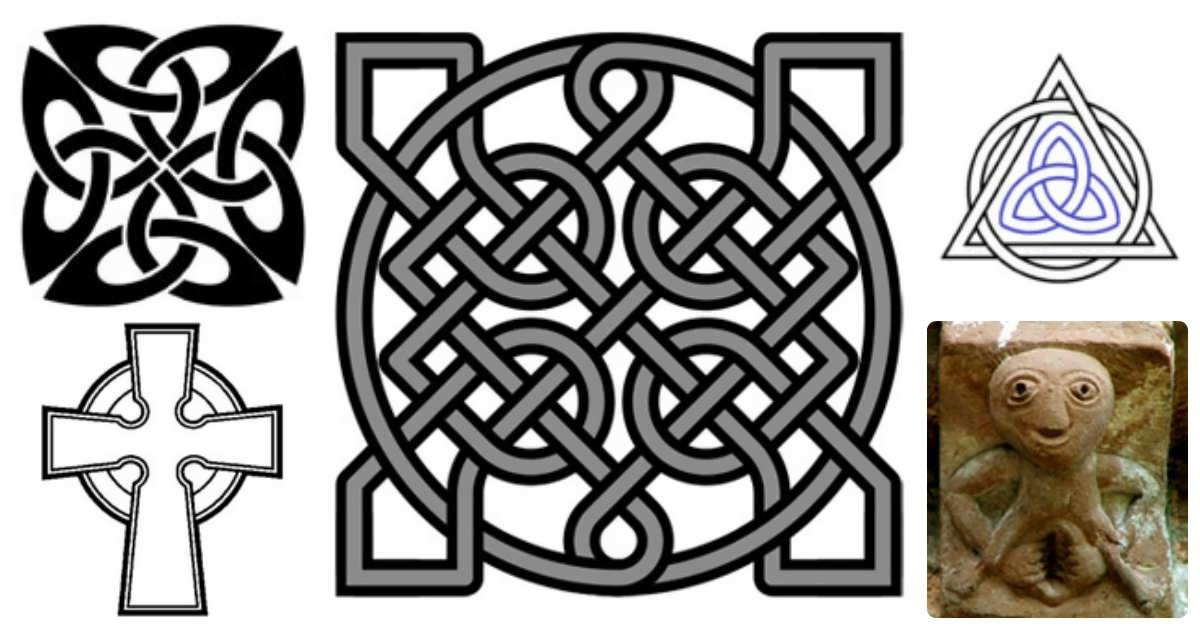 Celtic Symbols from Ancient Times