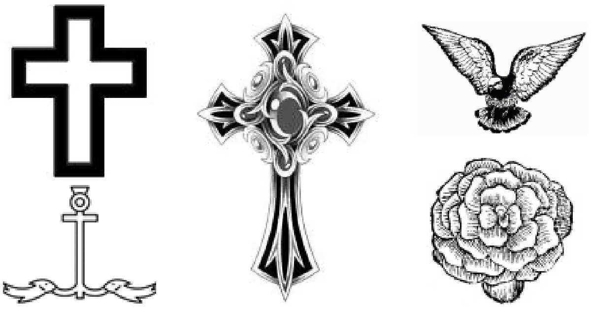 Christian Symbols And Their Descriptions