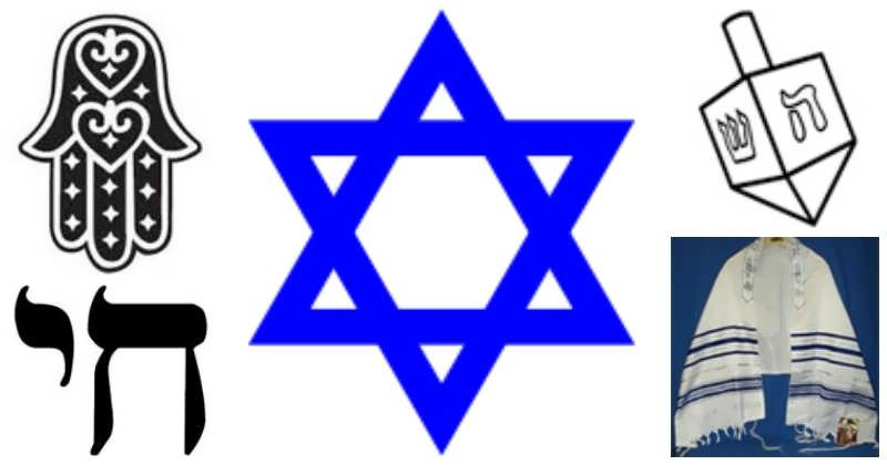 Jewish Religion Symbol Choice Image Meaning Of Text Symbols