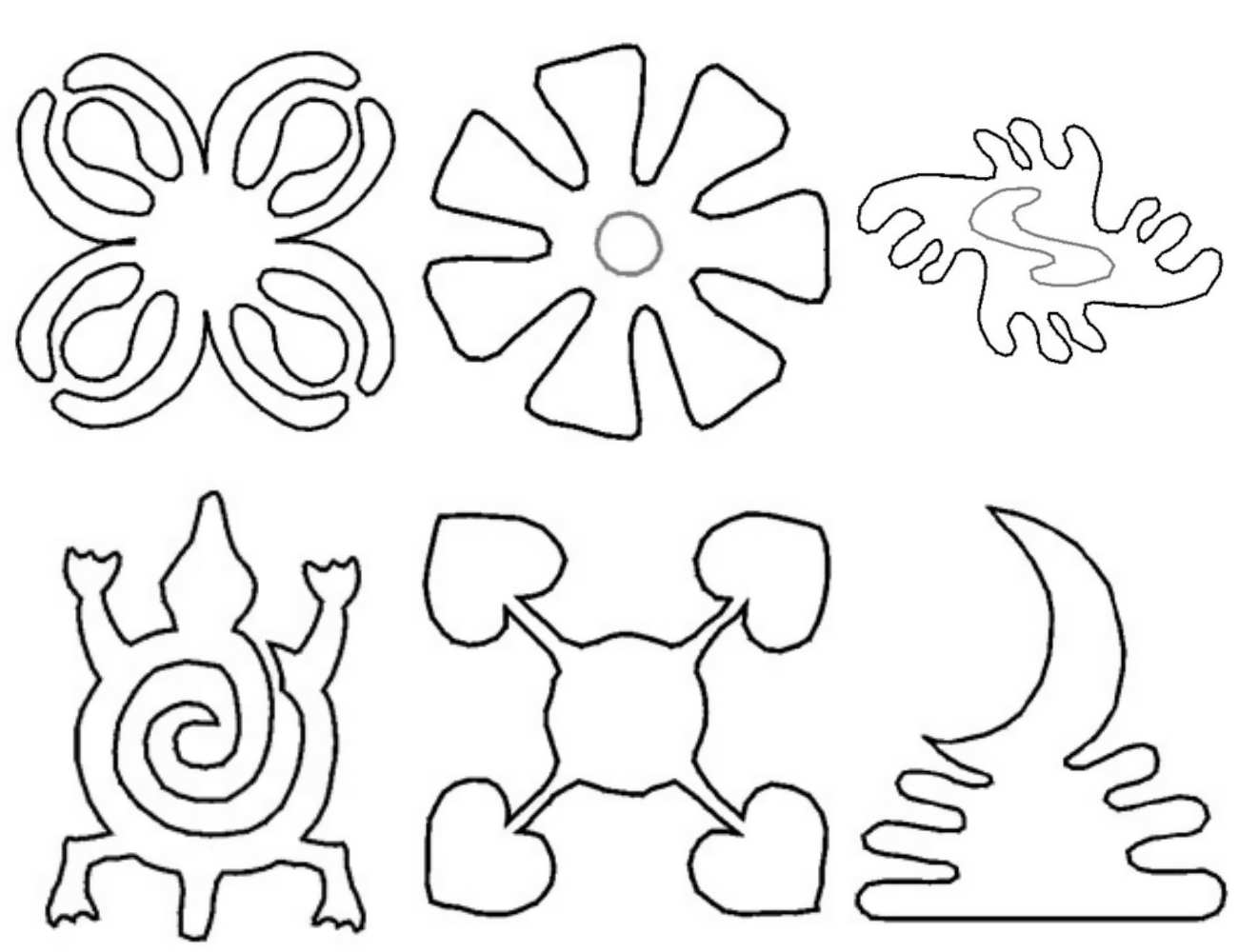 African symbols biocorpaavc Image collections