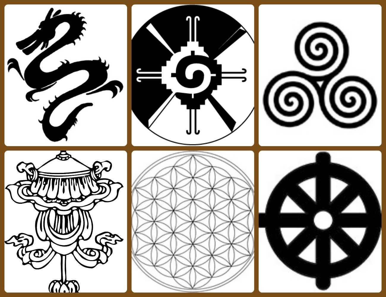 General1g ancient symbols and their meanings buycottarizona Images