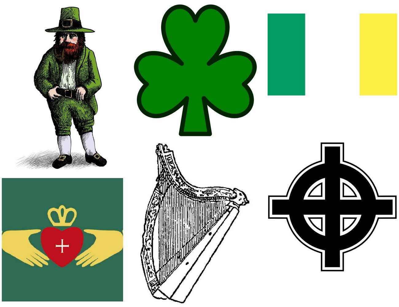 Irish symbols irish symbols and their meanings biocorpaavc Gallery