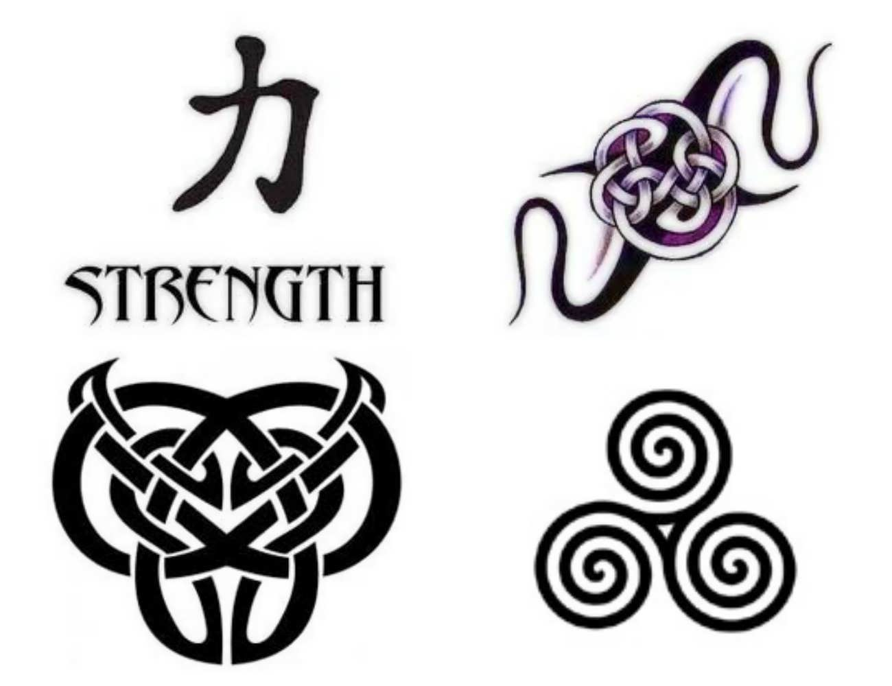 Tattoo Symbols From Different Cultures