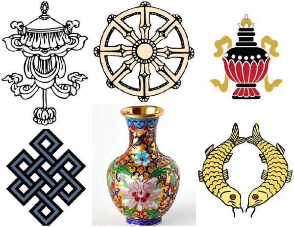 Buddhist Symbols and their meanings