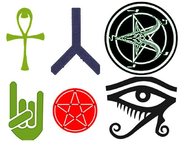 Occult Symbols and their meanings