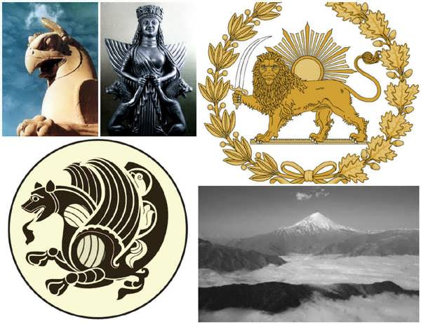 Persian Symbols and their meanings