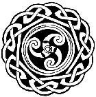 Druid Celtic Tattoo Symbol