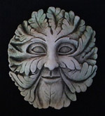green man Celtic