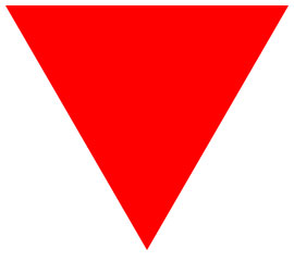 inverted-triangle
