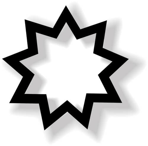 The Nine Pointed Star