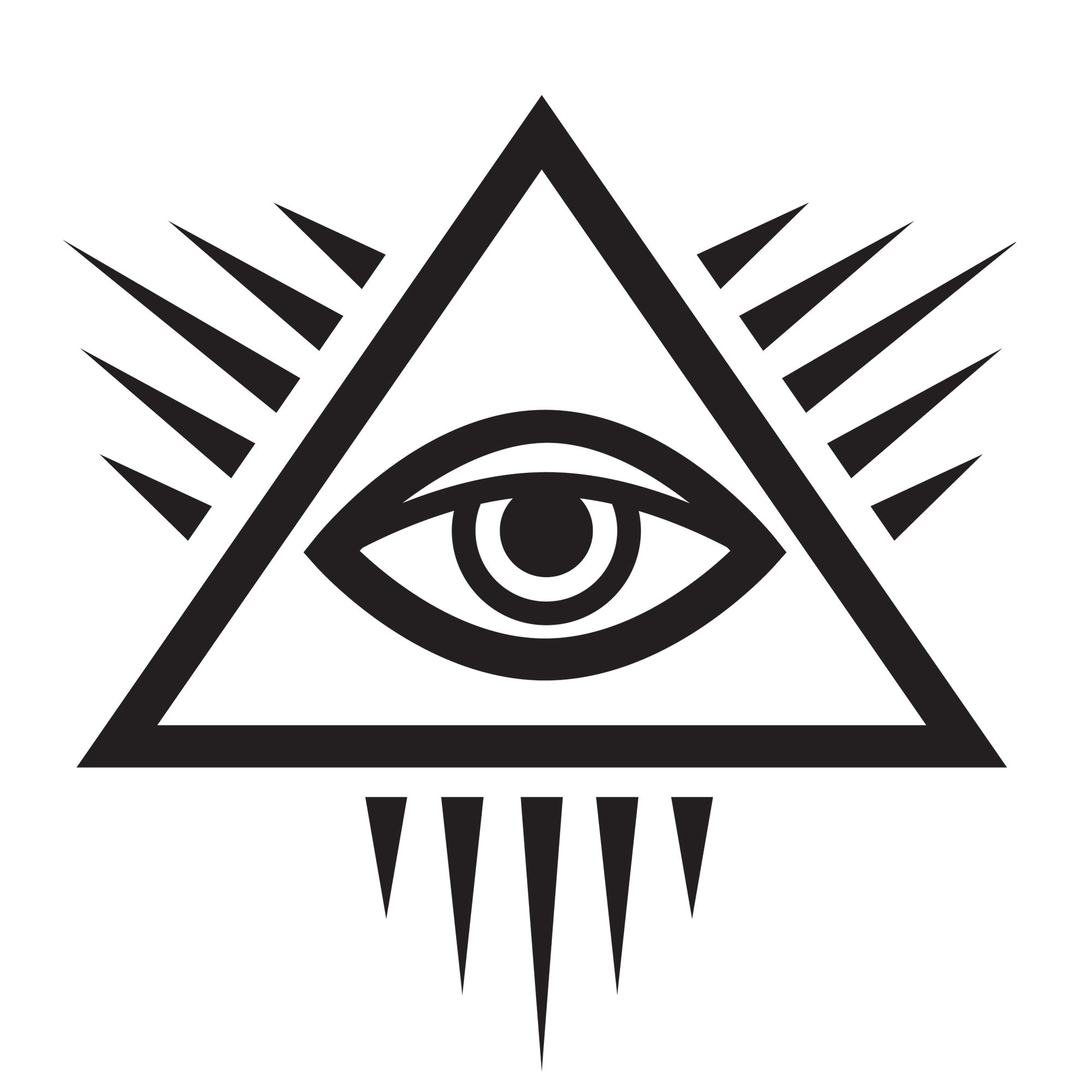 Eye Of God Symbol