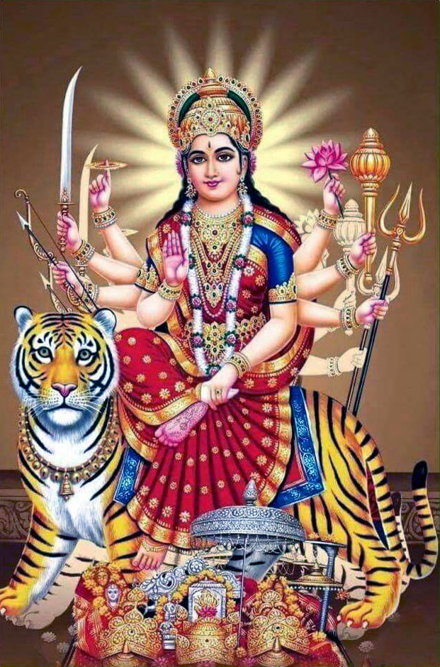 Image result for Durga