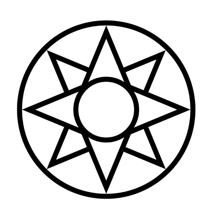 8 pointed star native american