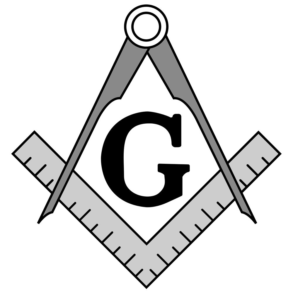 Square and Compass Symbol